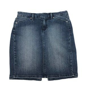 Levi's Size 4 Denim Woman's Skirt - A1535